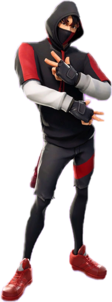 Ikonik Fortnite Sticker By Erichany414