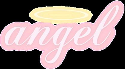 aesthetic art pastelpink angel angelaesthetic freetoedit