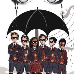 umbrellaacademy numberone diego allison five