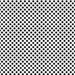grunge black dots