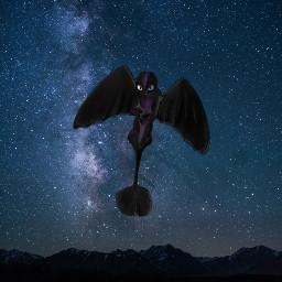 freetoedit night fury nightfury light