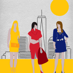 dcprimarycolors primarycolors models city fashion freetoedit