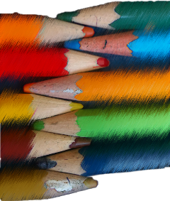 colorful crayons contestsubmission sticker artisticeffect freetoedit sccrayons