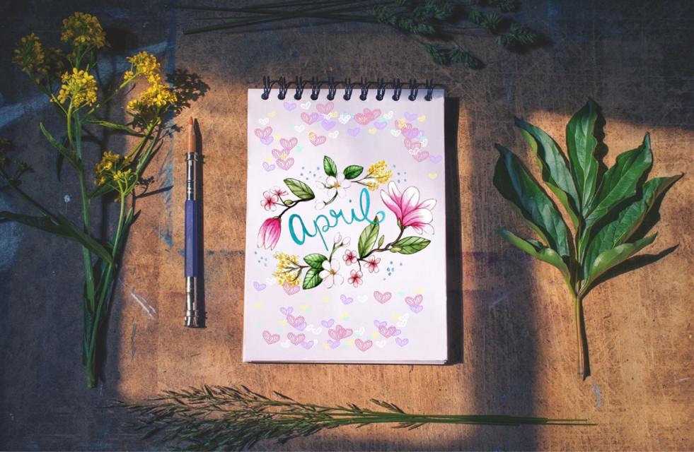#freetoedit #April #spring