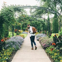 nature garden boy boys people freetoedit