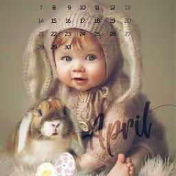 ircaprilcalendar aprilcalendar freetoedit april calendar