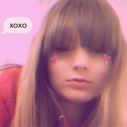 qt girl softaesthetic soft pink freetoedit