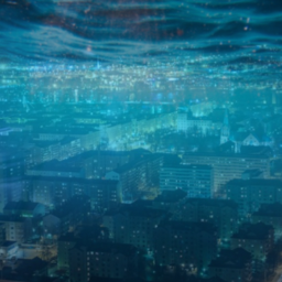 underwater city underwatercity underwaterlife