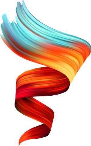 #colorful #colorsplash #ribbon