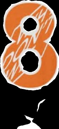 #8 letter