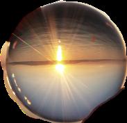 #ballon #cristal #sol #atardecer #beach #playa