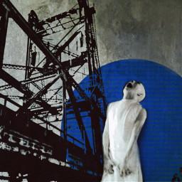 grief art bridge papereffect blureffects freetoedit
