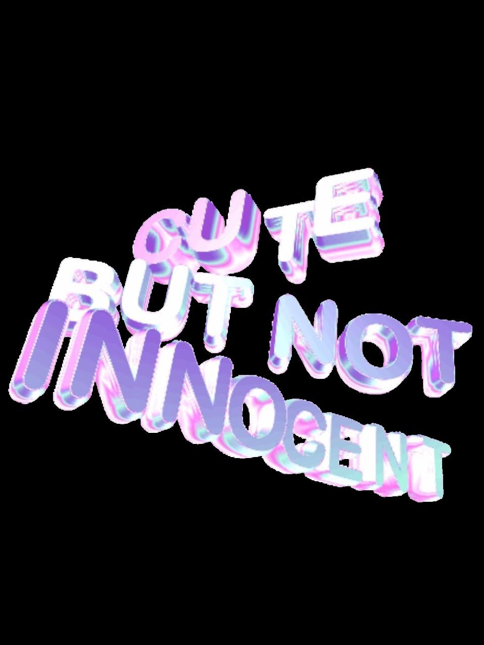 overlay edit 3d words text cute aesthetic purple tumblr