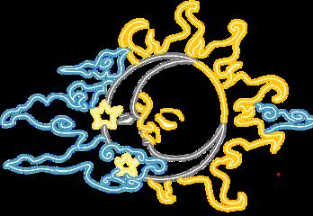 luna sol eclipse camren neon freetoedit