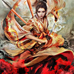 ircpaintit paintit freetoedit paintbrushes warrior