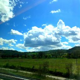 ontheway rome italy train weekend freetoedit