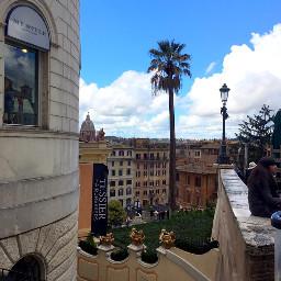 rome piazzadispagna italy italyrome italylove freetoedit