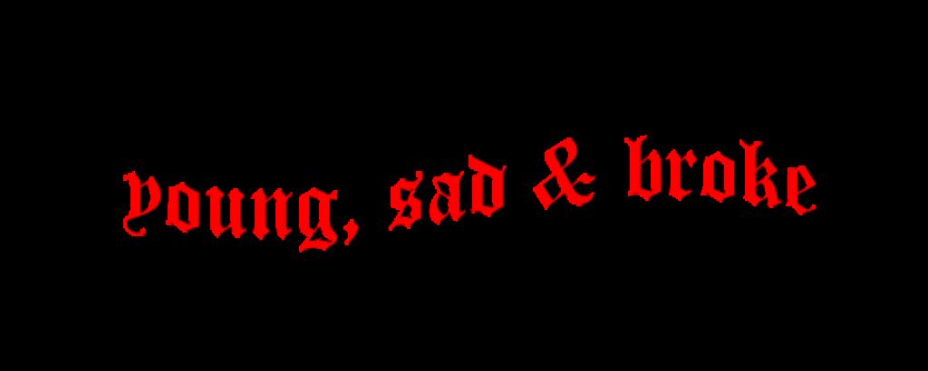 Aesthetic Grunge Text Red Black Sad Freetoedit