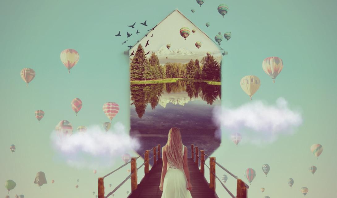 #freetoedit #picsart #dailyremix #dailyremixchallange #daily @picsart @freetoedit #landscape #hotairballoons