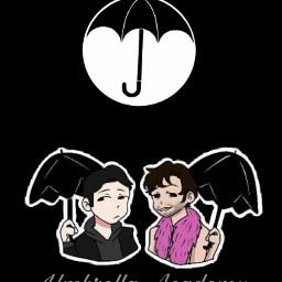 umbrella umbrellaacad klaushargreeves klaus benhargreeves