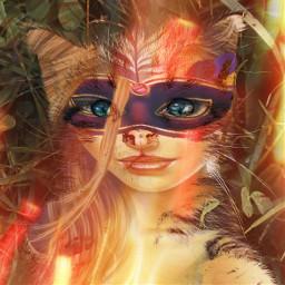irckitten kitten freetoedit catwoman imageremix