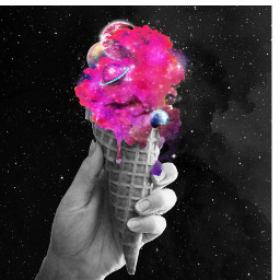 srcsmokyplanets smokyplanets freetoedit icecream icecreamconeday