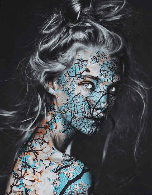 #freetoedit #woman #faceart #face #girl