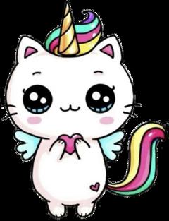 kitty cat kittycat unicat unicorn freetoedit