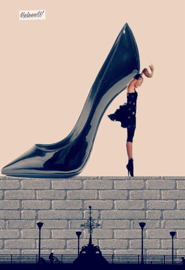 #fashion #shoe #highheel #editedwithpicsart #surreal #madewithpicsart #surrealism #myart #mystyle #myfantasy #myimagination #freetoedit