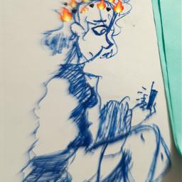 drawing mycharacterdrawing artistics art draw freetoedit