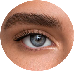 eyes blue stickers remixit freetoedit