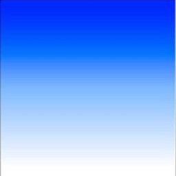 white blue fade ombre gradient freetoedit