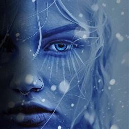 whitewalkers got undead blueeyes beautify freetoedit