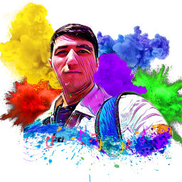 freetoedit cleanbandit colorful colorsplash