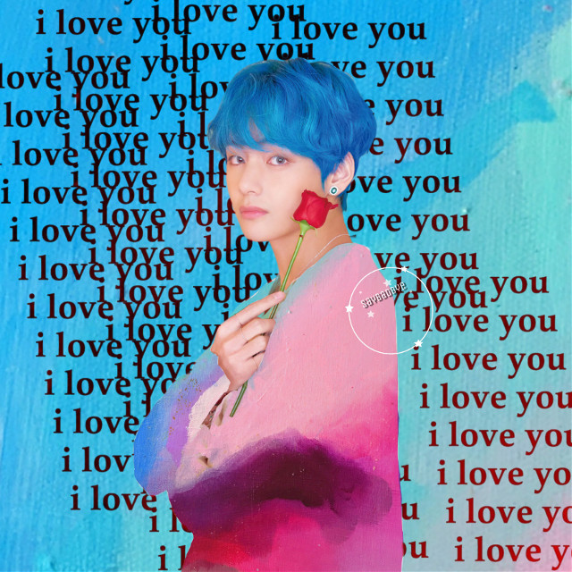 ❁ a boy with love • posting now bc i know i wont have time tomorrow morning. Sorry ive been so distant recently —sotd— Boy with love~ just hit 100 million! yay! { requests closed } ✧credits✧   ◌ tae from @soft-kookie    ◌ colors from unsplash 《 4/13/19 》 ↳ tags↴ #freetoedit #bts #kimtaehyung #taehyung #bangtanboys #beyondthescene