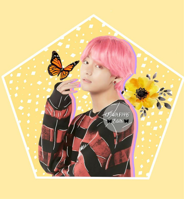 ☆ Taehyung ☆    • Credits to the rightful owners of stickers. (If any of these stickers are yours, please comment below telling me so I can give credit properly •   • Taehyung: Mine. Already posted.   #BTS #BTSEdit #MyEdit #Taehyung #TaehyungEdit #KimTaehyung #KimTaehyungEdit #Pastel #PastelEdit #Yellow #Orange #Flower #Diamond #Butterfly #KPop #KPopEdit