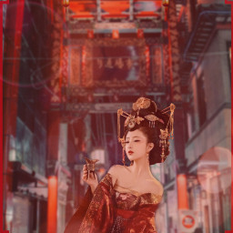 freetoedit betterwithbokeh chinese china chinesegirl