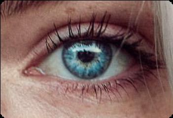 stickers eyes blue remixit❤ freetoedit