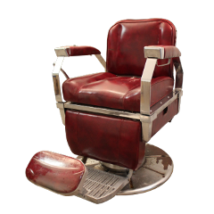 barber seat chair armchair freetoedit