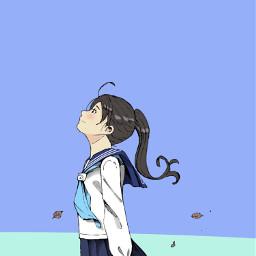 anime animeart art drawing freetoedit
