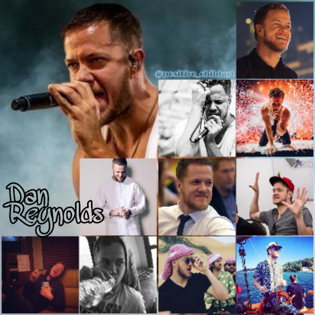 #danreynolds #imaginedragons #art