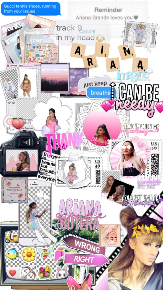 its kind of bad..but does anyone have any contests i can enter in?  💞💞💞💞💞💞💞  inspired by @imxgine_grxnde  #arianagrande #ari #edit #cute #interesting