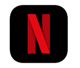 icon netflix movie show app freetoedit