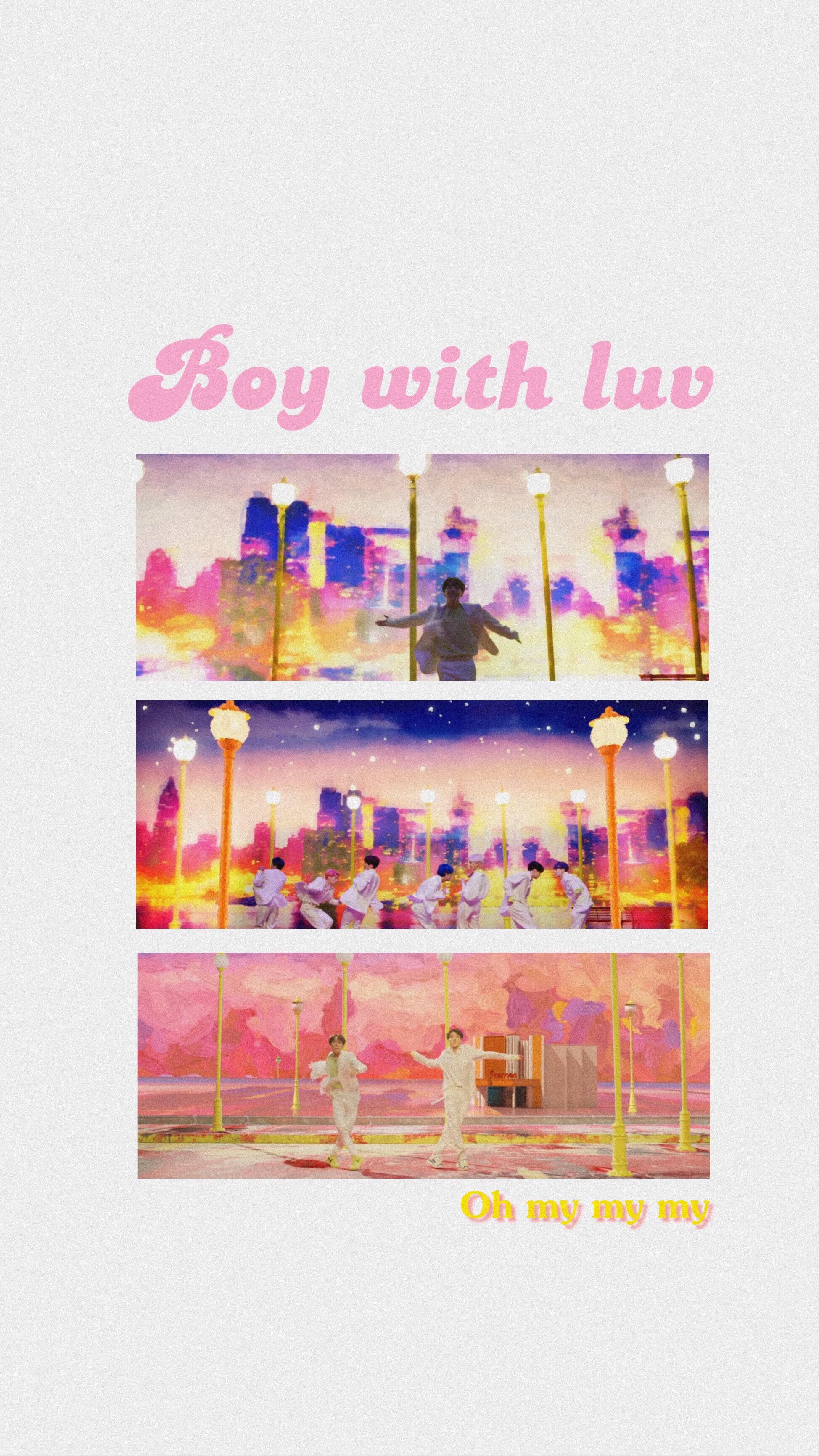 20+ Wallpaper Bts Boy With Luv   Richa Wallpaper