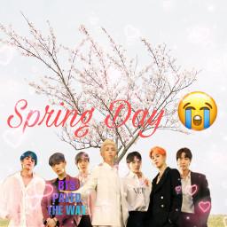 ircblossoming blossoming freetoedit springday bts