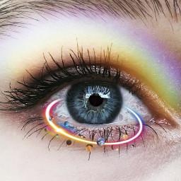 motd eye eyeedit rainbowbrush orbit freetoedit