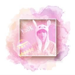 softkookieseastercontest bts easter bunny kpop kpopidol kpopedits bangtan jeonjungkook jungkook kookie