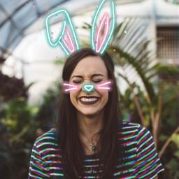 unsplash freetoedit bunnyears easter happyeaster