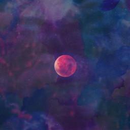 ircfullpinkmoon fullpinkmoon freetoedit colorfulsmoke moon