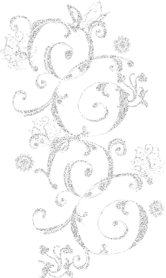 whiteglitter glitter white floral floralpattern scrapbooking freetoedit